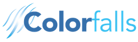 Colorfalls logo