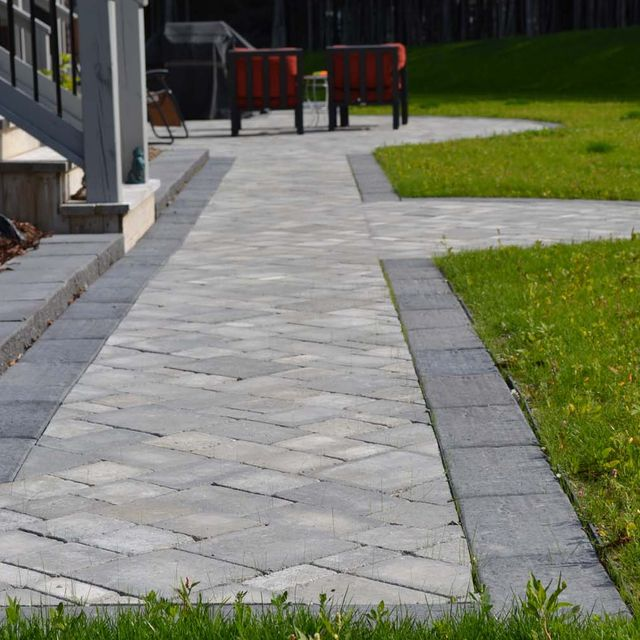 Paving stones - Colonnade - Project 4