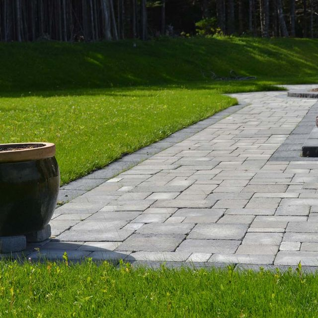Paving stones - Colonnade - Project 7
