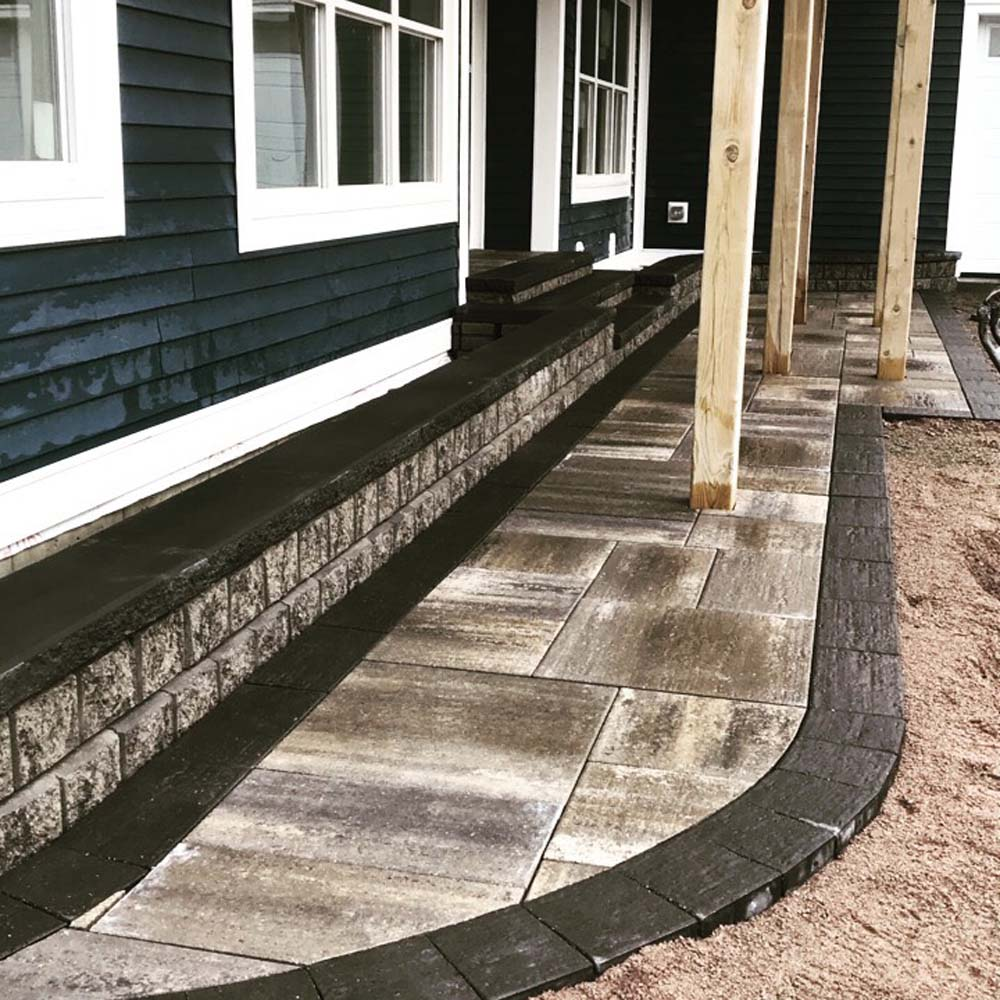 Paving stones - Monterey - Project 3