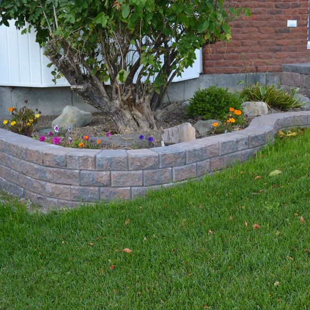 Retaining wall - Stackstone project 5